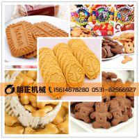 博尔塔拉蒙古1000型饼干生产线 饼干厂家 节能