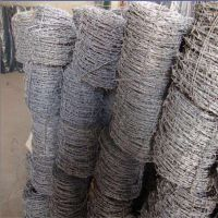 铁丝刺绳 刺绳隔离栅 刺线大量现货