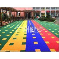 番禺幼儿园地板米格悬浮拼装地板