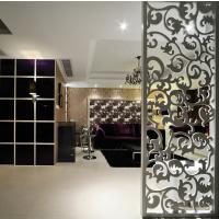 厂家专业定制酒店大堂KTV房装饰板波浪板背景墙吧台形象墙