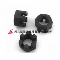 开槽六角螺母 多种规格 开花螺母 高强度开槽螺母 支持定制 规格齐全