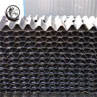 益美高收水器采用专用PVC胶水机械粘贴益美高收水器效果好——河北龙轩