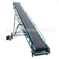 混凝土槽型输送机 刮板上料机 农业用品皮带输送机