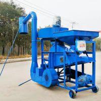 源头厂家直供大型油坊专用花生去石除尘机 花生高效清选去石机