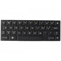 喷涂丝印硅胶笔记本键盘 工业硅胶键盘 亿鑫笔记本键盘定制厂家