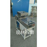 现林石磨 传统手工豆腐电动石磨机 芝麻小磨香油机