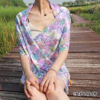 杭州围巾厂,杭州印花围巾生产厂家,定做外贸围巾-汝拉服饰