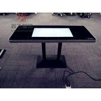 鑫飞智显XF-CZ32寸欧式智能餐桌无人餐饮咖啡桌液晶显示屏餐桌