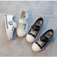 2018新款春季儿童休闲鞋运动鞋小白鞋女童男童学生鞋子小中大童潮