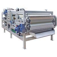 厂家直销 造纸场污泥脱水机 泥饼含水率低至60%