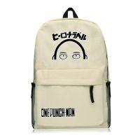 琦玉老师 一拳超人 书包 动漫周边游戏背包 二次元日本学生双肩包