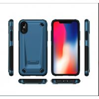 供应中性iPhoneXS Max 手机壳 苹果简约二合一防摔壳