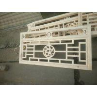 中国传统窗棂样式_现代创新雕刻工艺_腾祥古建门窗厂
