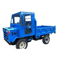 全液压运输四轮拖拉机 承德超大载重用四不像 厂家长期供应柴油四轮车