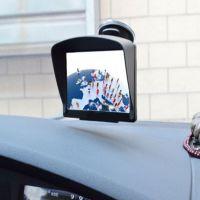2017款汽车卫星导航仪 8GB地图卡汽车导航仪 超清黑色GPS导航仪