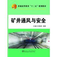 矿井通风与安全 48.00 冶金工业出版社 刘锡明/周静9787502462710