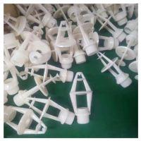冷却塔塑料小花篮喷嘴,管箍、弯头、三盘喷头 品牌华庆