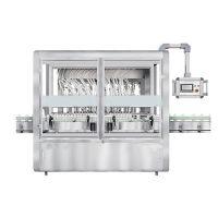 GZM-20-8自动灌装机,旋转活塞式灌装封盖一体机上海广志