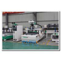 国内一线品牌数控开料机厂家 济南品脉双工序加排钻数控木工机械