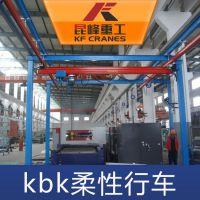 昆峰重工 KBK起重机铝合金轨道工作单元
