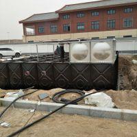 地埋式一体化消防水箱自动喷水灭火系统安装