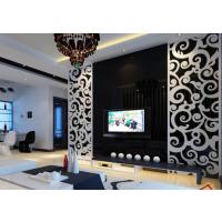 甘肃厂家专业定制数控加工雕花板家居板装修通花隔断板镂空板