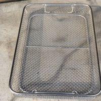 厂家定制不锈钢网筐 工业用不锈钢网篮 不锈钢消毒筐