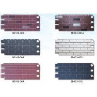 科瑞升亲水砖纹外墙板是采用先进的纳米科技制造的亲水涂装外墙材料,可以通过雨水冲走外壁上附着的脏污