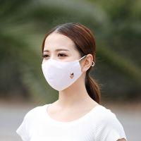 舒美佳春夏新款装饰口罩 时尚大草莓印花防尘口罩 厂家批发定制