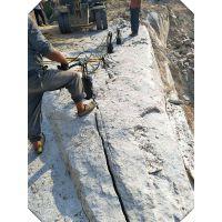 河北邢台石灰岩开采液压劈裂机生产基地