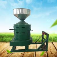 330型五谷杂粮碾米机 普航电动小型高粱去皮磨米机 制造水稻深加工成精米设备