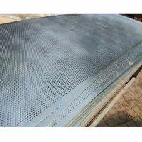 专业生产镀锌冲孔网 冲孔板销售中心