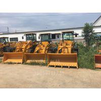吉林多功能小型装载机 带挖斗的装载机 挖沟机 星工厂家直销