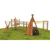 儿童攀爬网体能拓展儿童游乐设备攀爬架景区公园游乐设备可加工定做