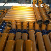 螺旋管道输送机 螺旋管(滚筒输送机)输送机 LS螺旋管式输送机 螺旋管式输送机