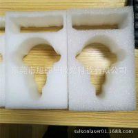 特价1390专业双层多层海绵激光切割机珍珠棉花泡棉EVA异形激光机