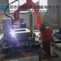 湖北五金冲压机械手 六轴焊接机器人厂家