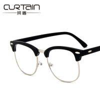 韩版复古眼镜框3016 品牌金属平光镜 潮流百搭眼镜架配近视镜框