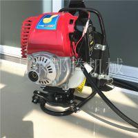 汽油割灌机 打草机 除草机四冲程背负式 家用多功能小型割草机