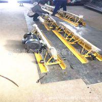 乡村修路水泥摊铺设备 8米混凝土摊铺机 路面摊铺机效率高