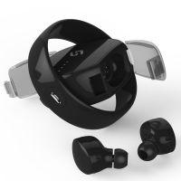 2018年新款 TWS4.2真无线蓝牙耳机 减压神器 厂家私模 现货定制 OEM加工