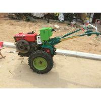 内蒙古地区供应 葡萄埋藤机 手扶式拖拉机旋耕机 葡萄埋土机