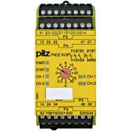 供应Pilz安全继电器PNOZ XV3P 30/24 VDC 3n/o 2n/o t