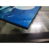 三明治无框装裱 铝塑板摄影作品装裱
