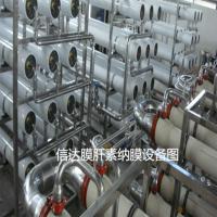 厂家供应肝素钠膜除杂膜浓缩设备