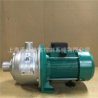 空气源热泵MHI403换热循环泵0.55KW进口威乐水泵上海供应价格
