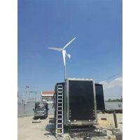 1千瓦低风速微型风力发电机360度随风向旋转晟成