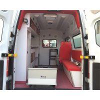 江铃特顺长轴中顶救护车JHW5043XJH参数