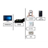 微信小程序二维码门禁系统