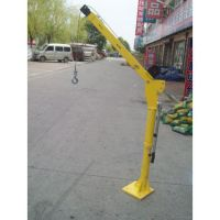 宣州车载小吊机 小型吊机引擎吊架(加固型)小吊车的具体参数